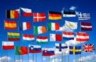 Drapeaux européens