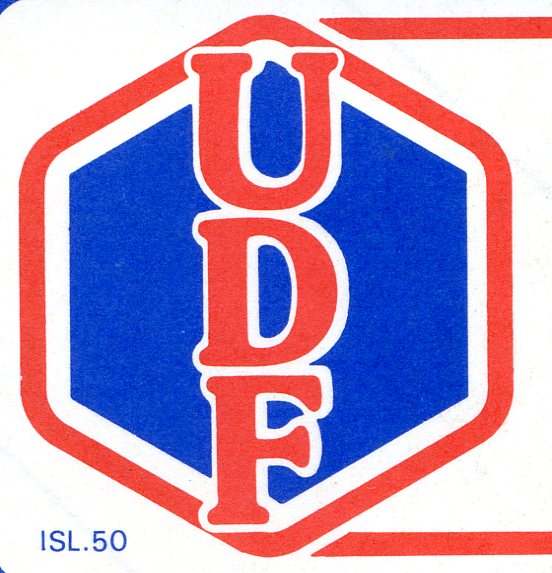 Logo UDF002