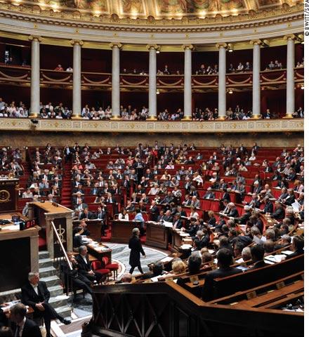 Parlement séance