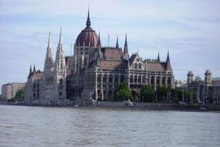 Hongrie parlement