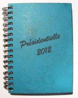 Carnet présidentielle