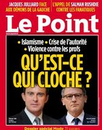 Le point une 26 sept