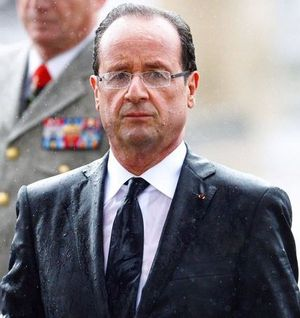 Hollande trempé