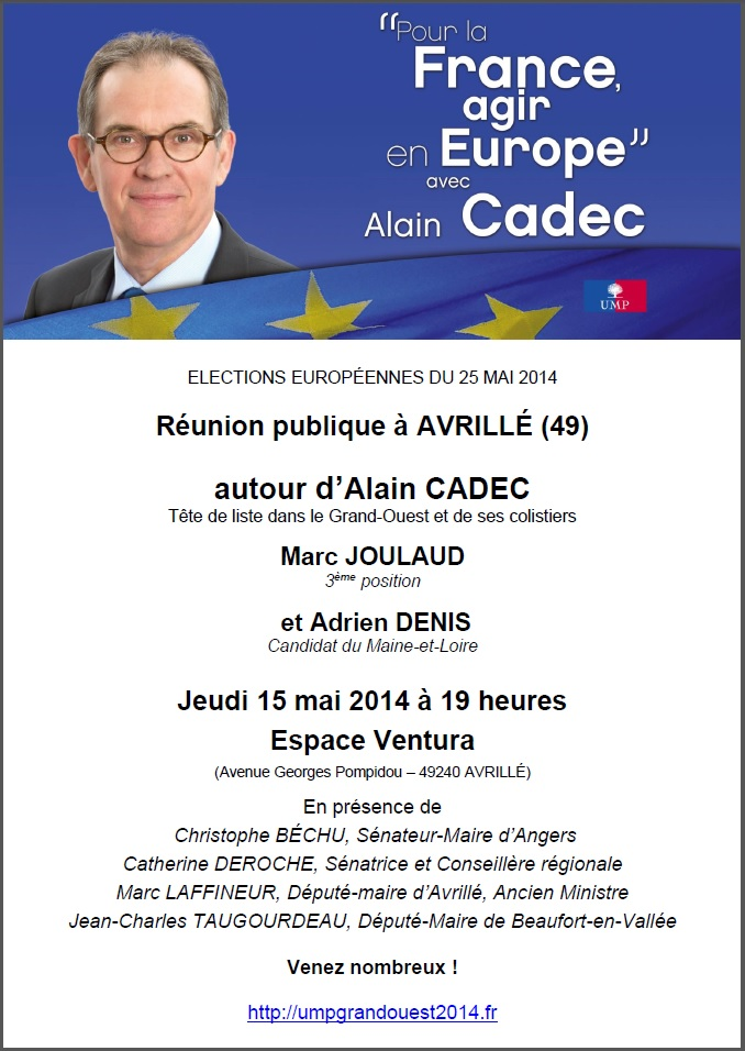 Européennes Cadec
