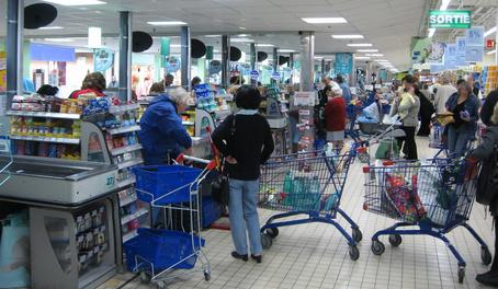 Supermarche-caisse-