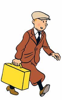 Tintin voyage