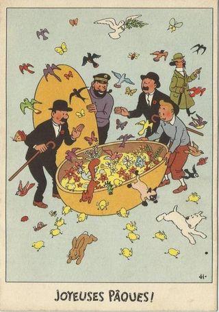 Tintin paques 2