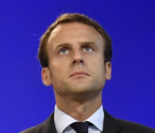 Macron le messie