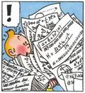 Tintin étoile