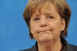 Merkel sceptique