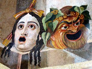 Comédie grecque