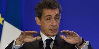 Sarkozy identité