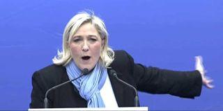 Marine le Pen 2013