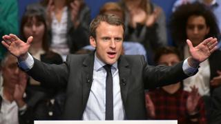 Macron prophète