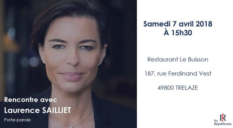 Invitation Laurence Saillet