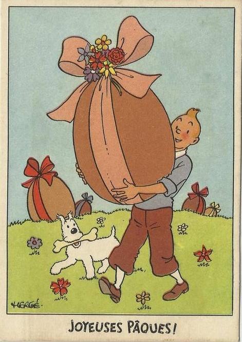 Tintin paques