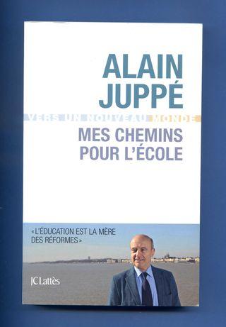 Mes chemins pour l'école alain Juppé001