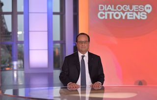 Hollande télé