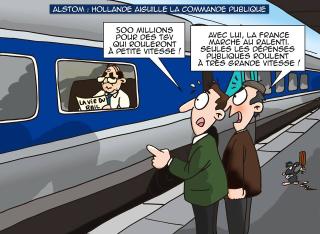 Alstom tgv