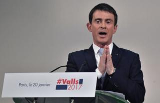 Valls primaire