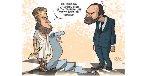 Macron congres