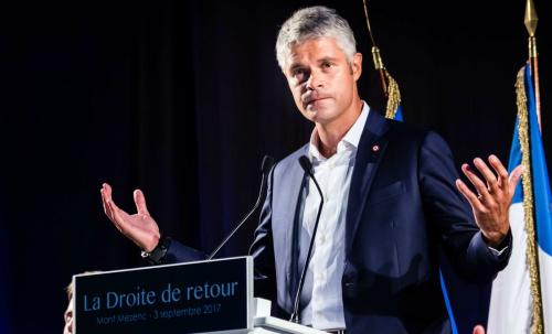 Laurent-wauquiez- la droite de retour