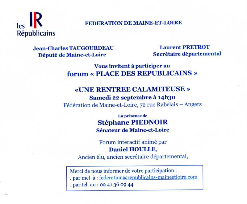 Invitation forum 22 9001