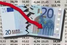 Baisse de l'euro