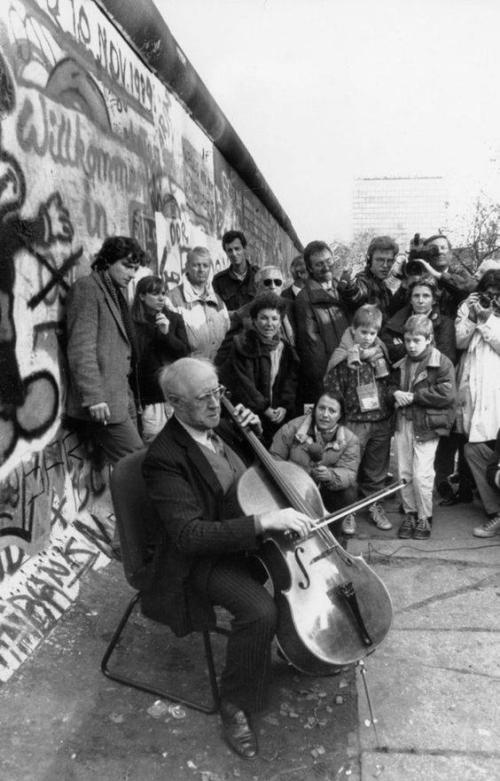 Mur de berlin 9 nov 89