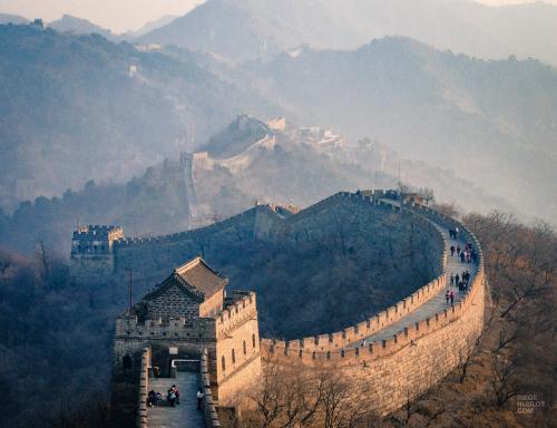 Chine grande muraille