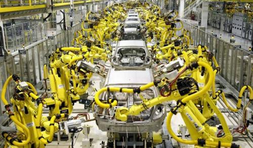 Robots-industriels-