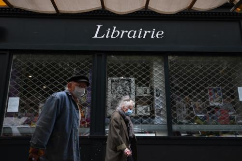 Confinement librairie