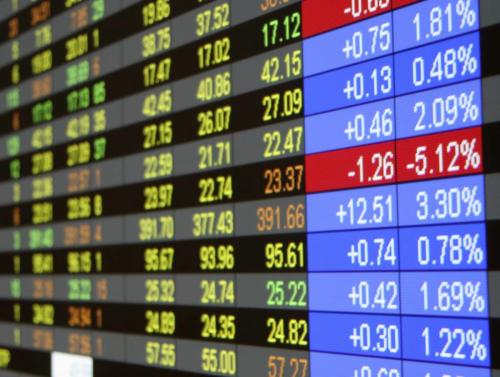 Economie  bourse
