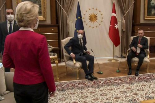 Erdogan Van Der Leyen