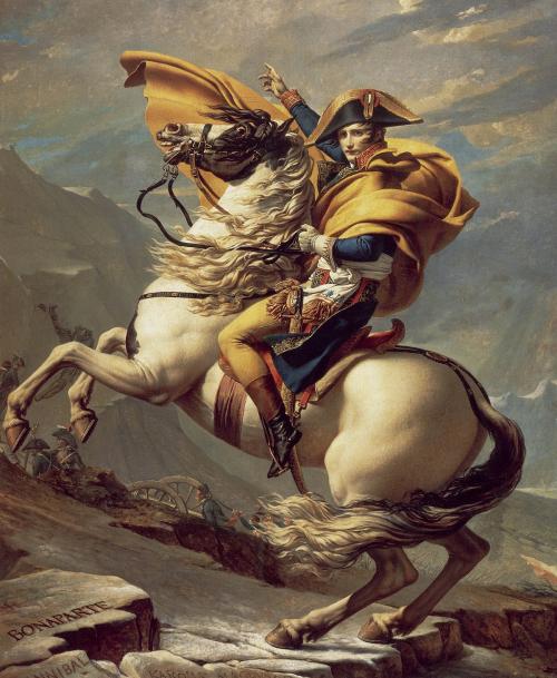 Bonaparte chef de guerre