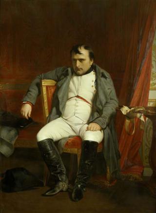 Bonaparte abdication