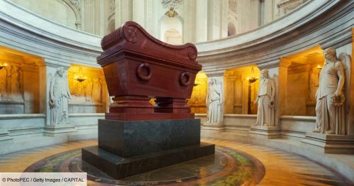 Bonaparte tombeau