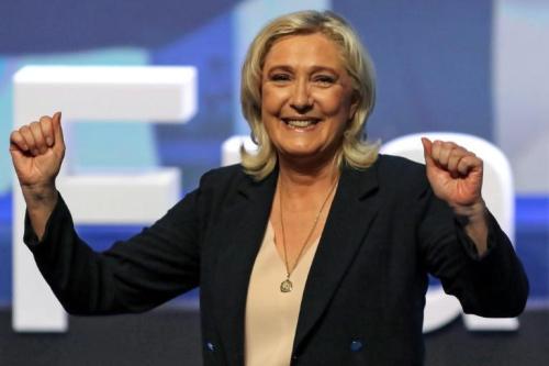 Le Pen 2022