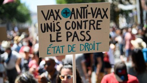 Manif antivax